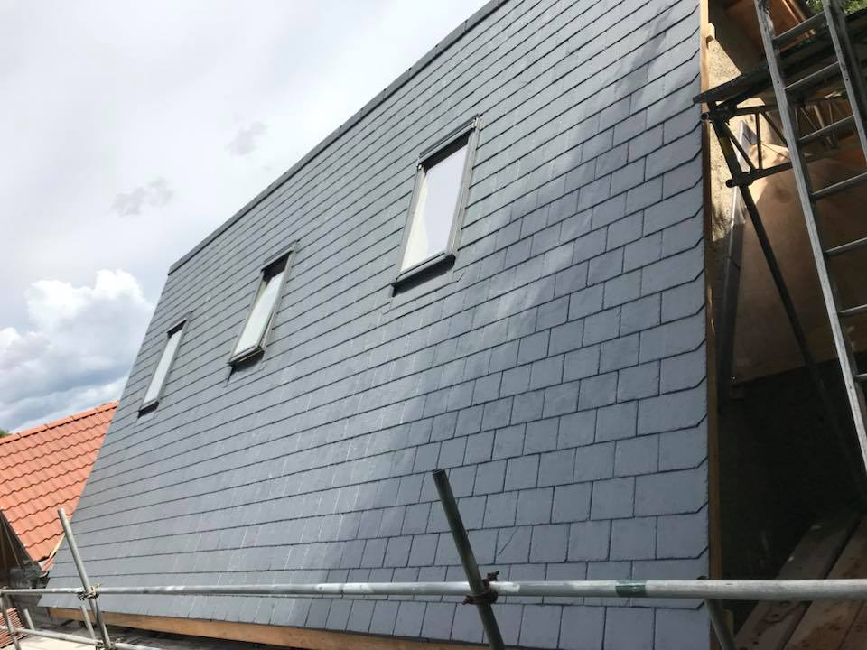 Slating and Tiling Newton Abbot - R Northcott Roofing Ltd - Based In Devon